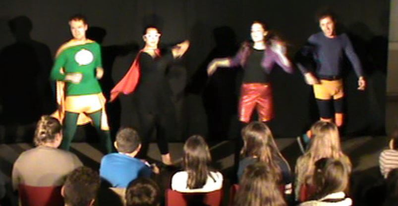Theatre at school
