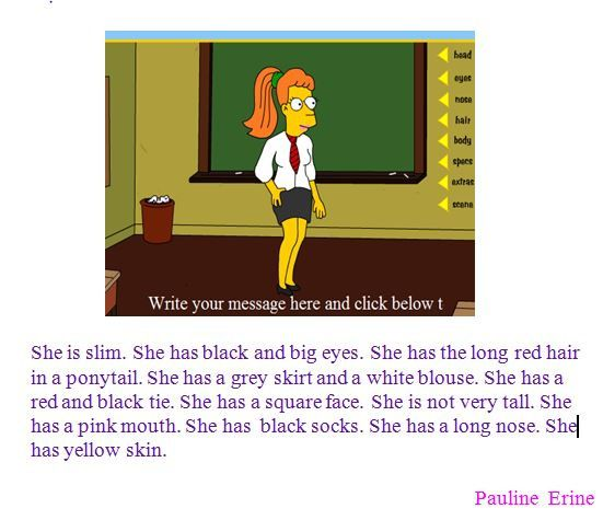 The Simpsons - new characters!