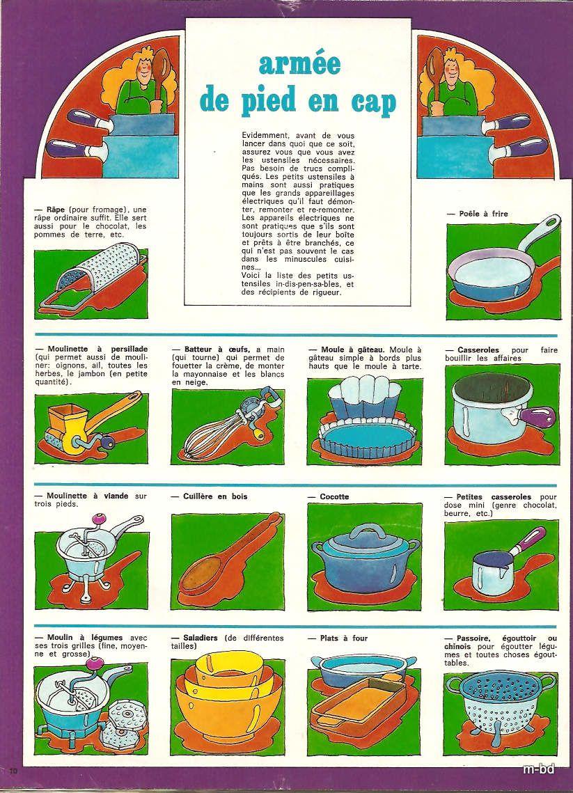 des recettes de cuisines