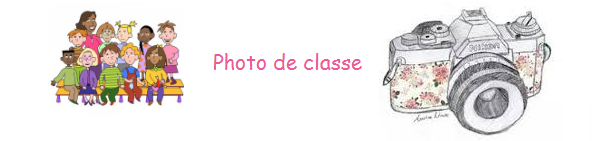 Les dates des photos de classes