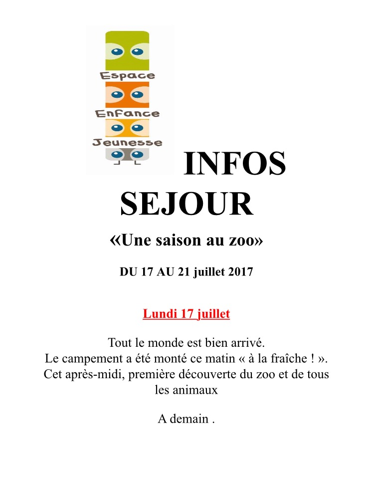 Info Camps