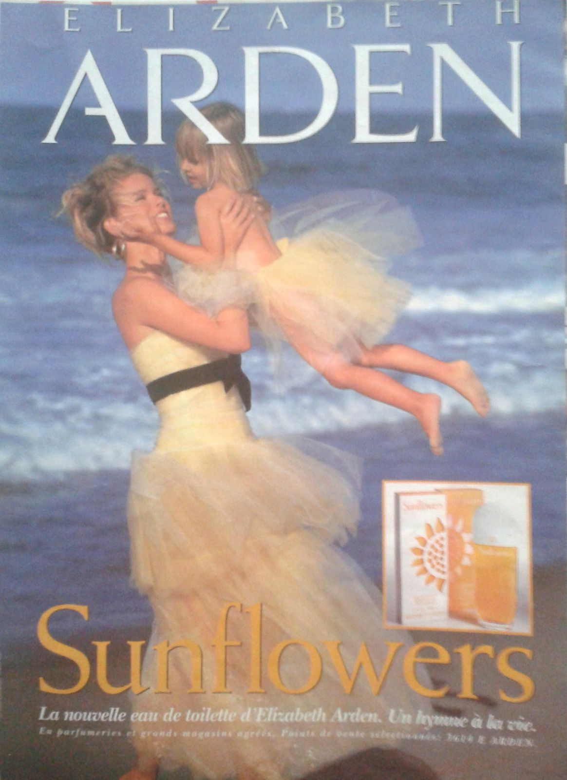 Sun Flowers d'Elisabeth ARDEN