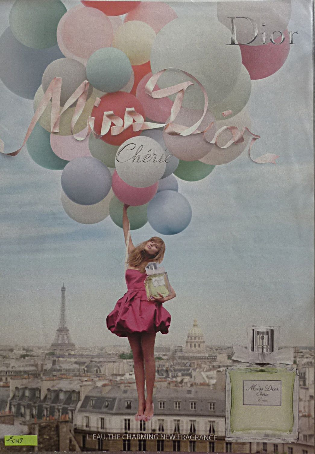 Miss Dior Chérie de Christian DIOR