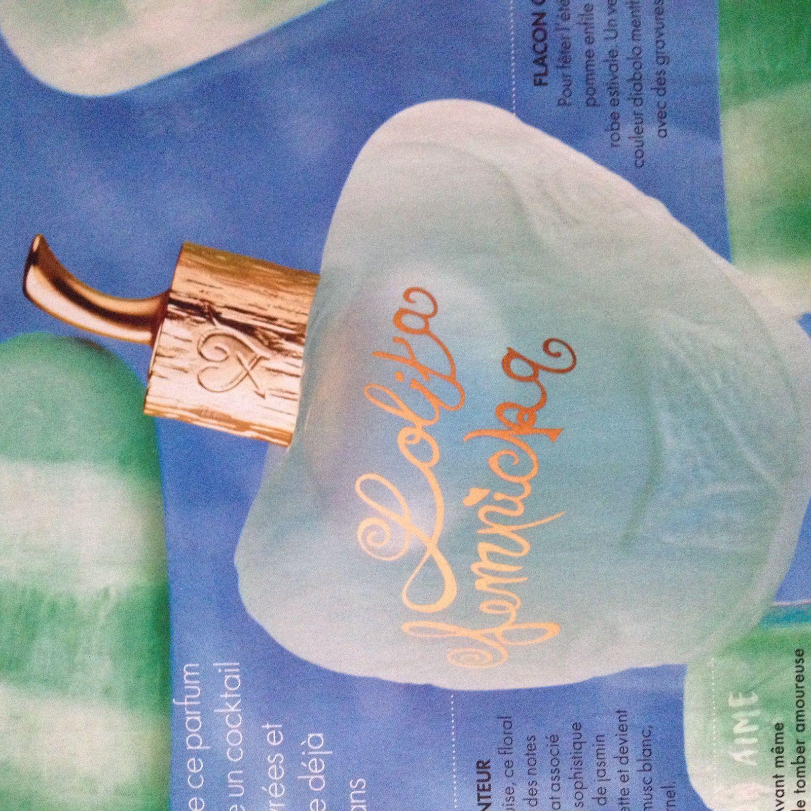 Premier Parfum Edition d'été de Lolita LEMPICKA