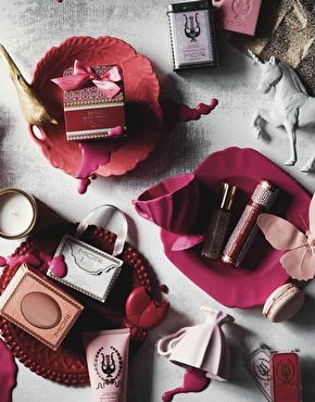 Wanted la collection MOR Cosmetics !