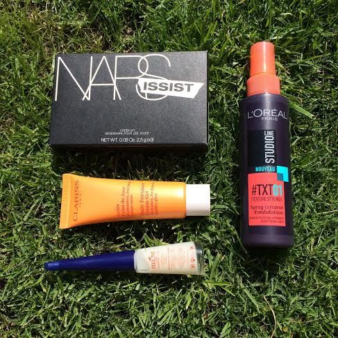 New in : Nars, Clarins, Herôme,etc.