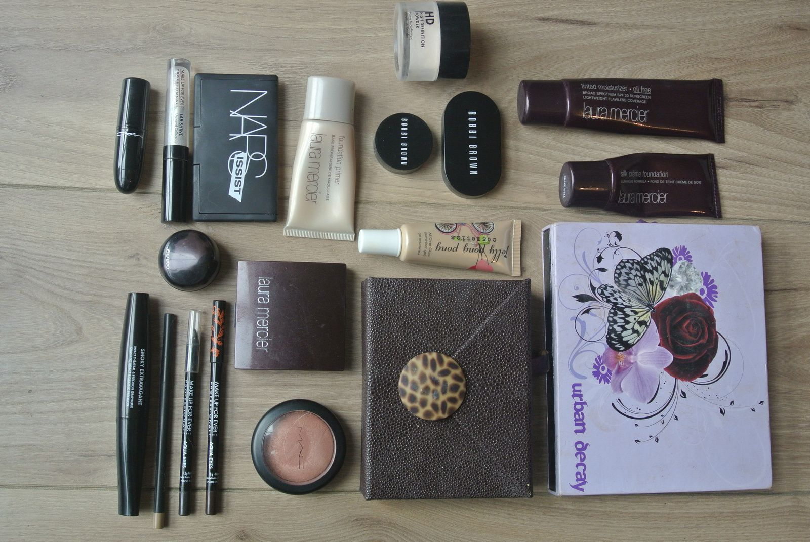 Vacances : Mes indispensables make up