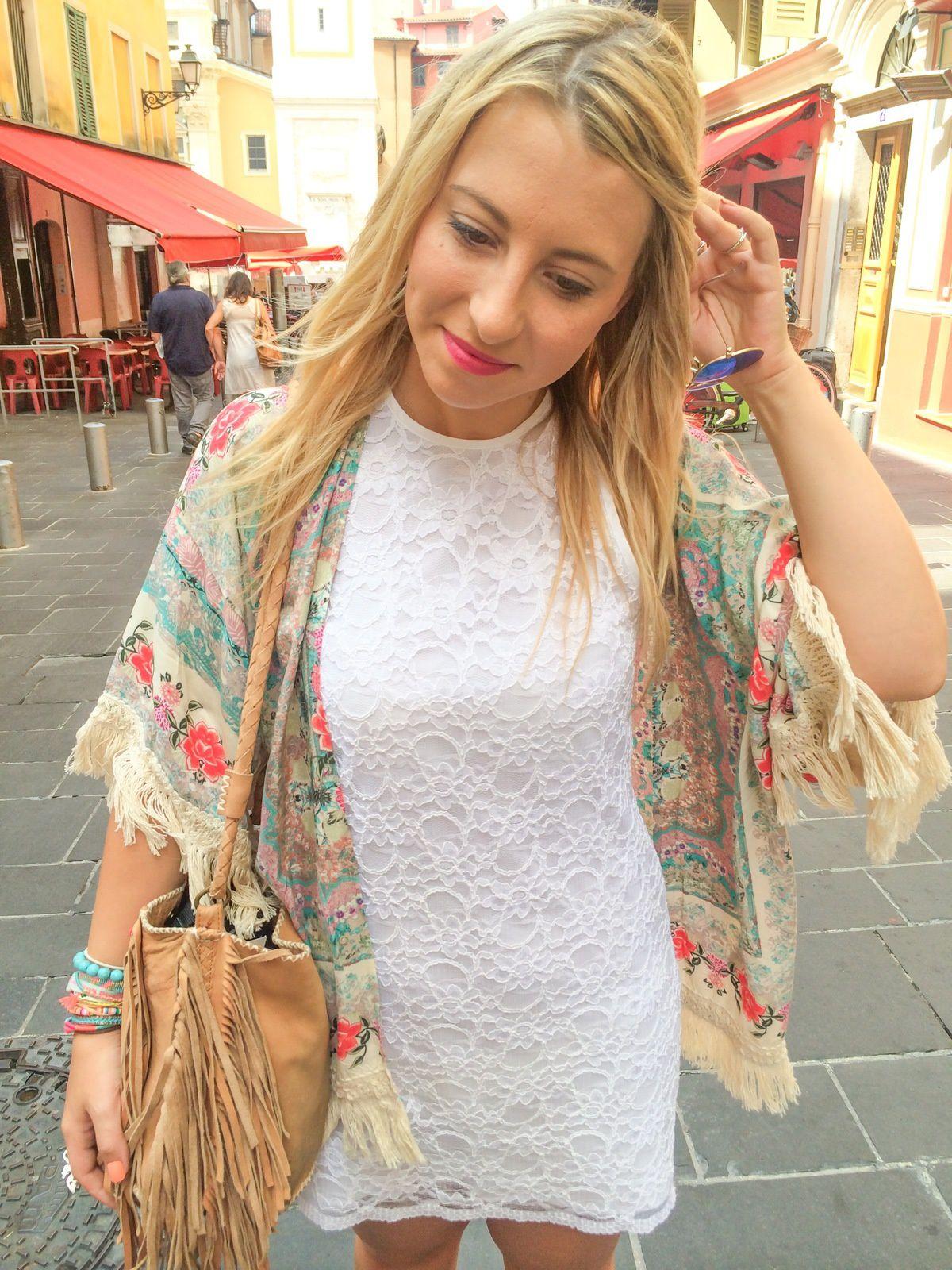 Passion Kimono
