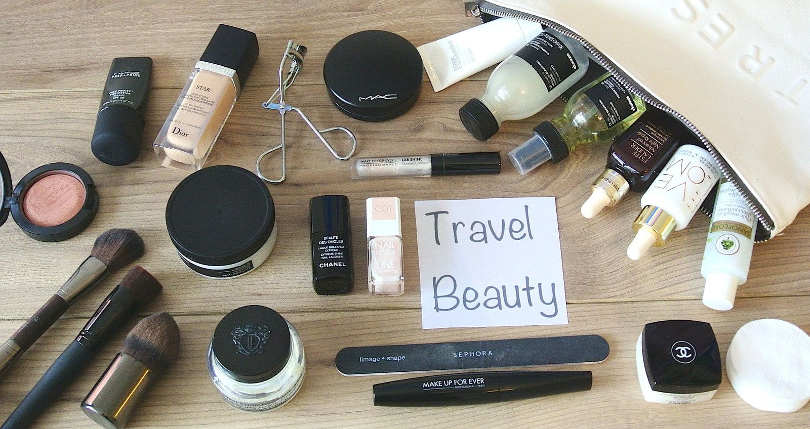 My Travel Beauty for NYC
