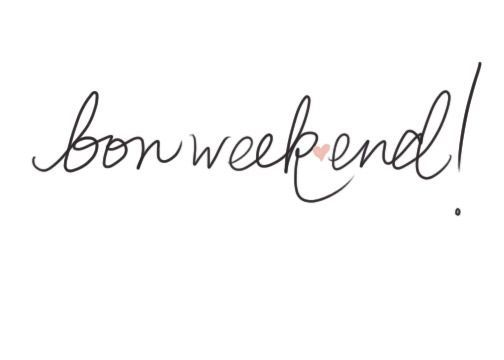 Lazy Week End