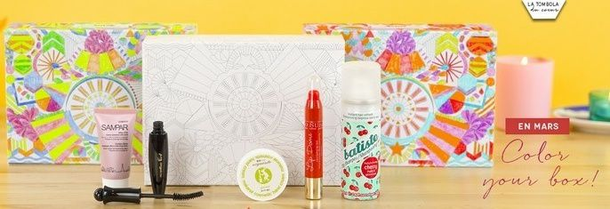 En Mars Colour Yours Birchbox