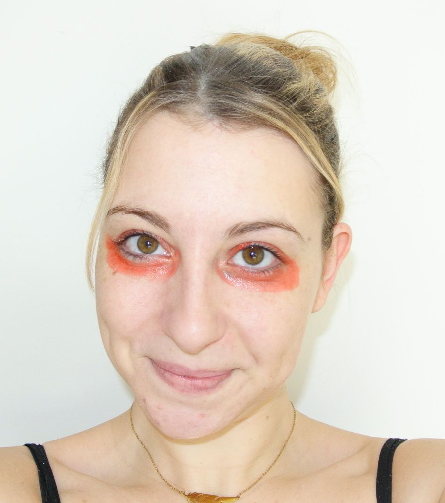 MAKE UP // J'ai testé le rouge à lèvres pour cacher les cernes