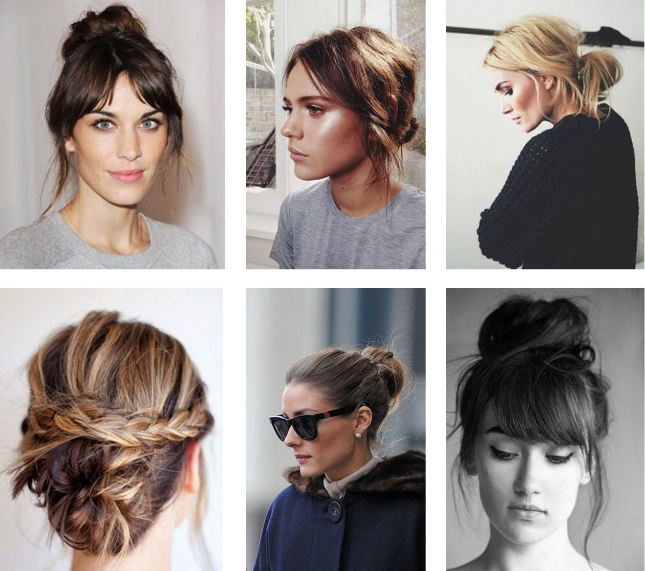 #HAIR // Love Bun