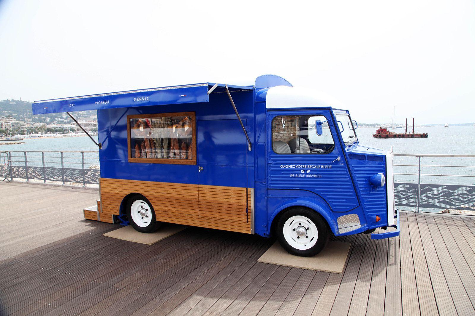 #Festival de Cannes 2015— La Boulangerie Bleue par GreyGoose