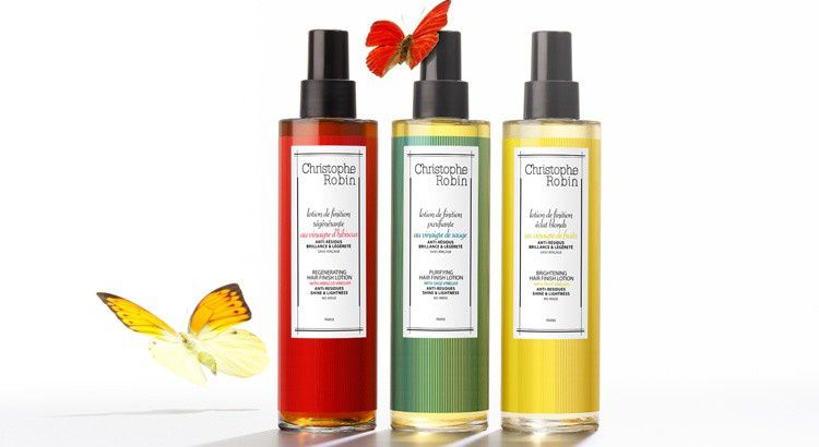 #WANTED // Les Lotions de Finition de Christophe Robin