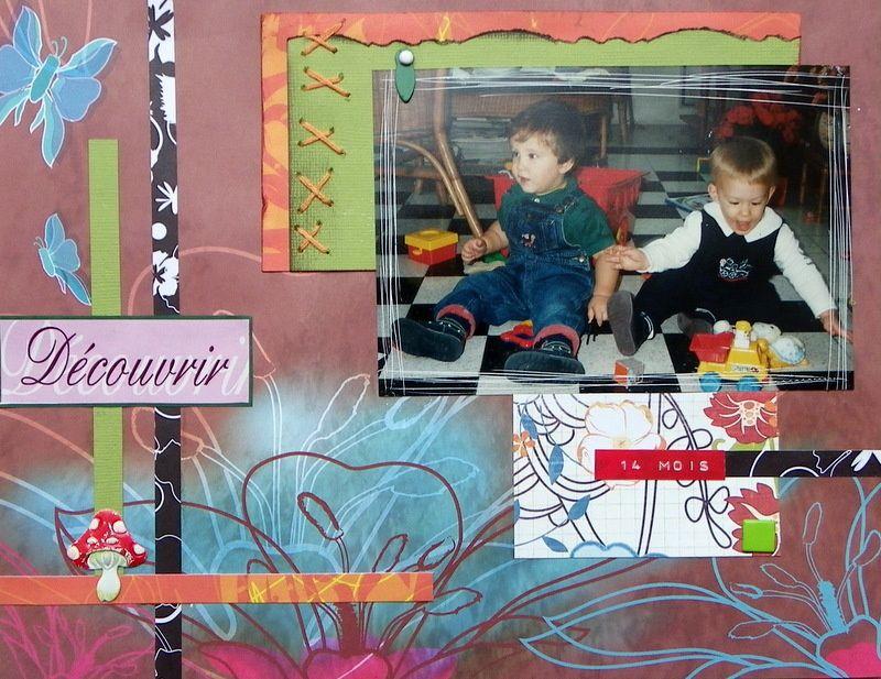 L'album de Vincent suite...