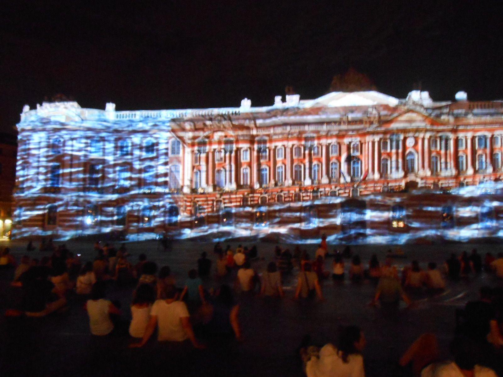 Animation place du Capitole