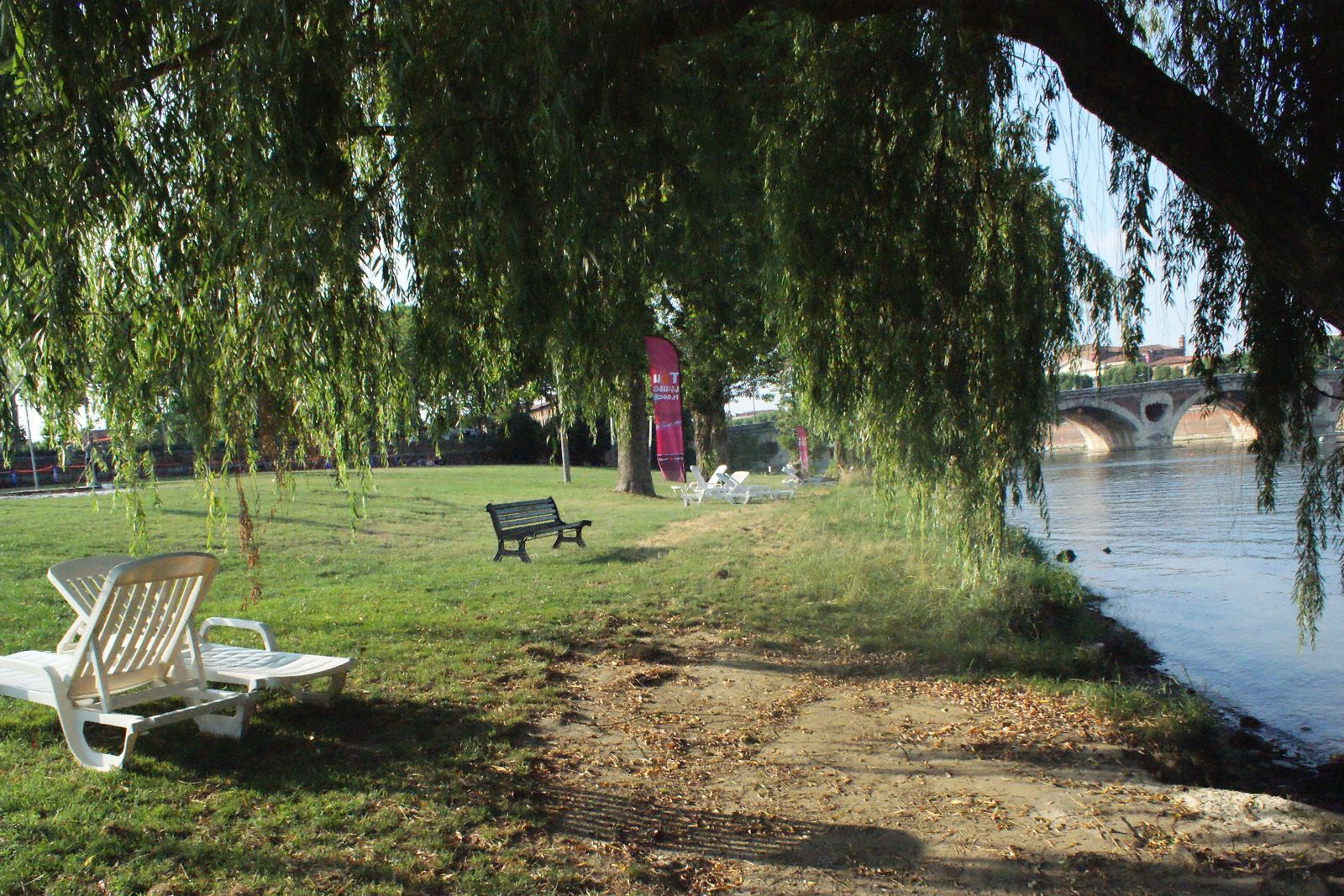 Toulouse plage