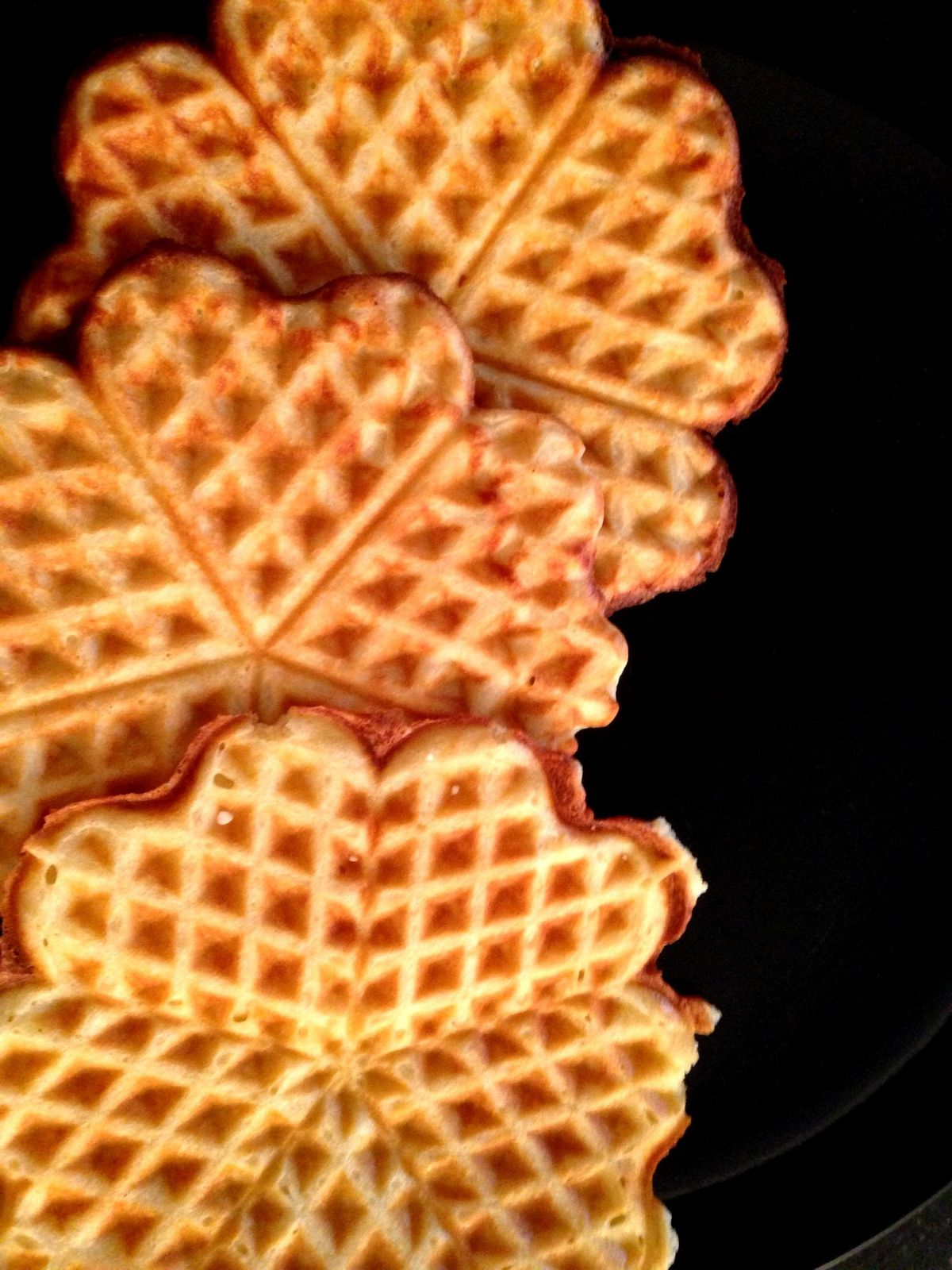 Waffles time