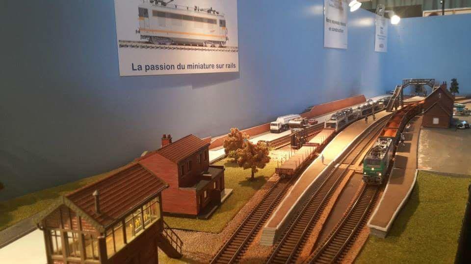 Voici quelques photos lors de notre dernière expo du 6 et 7 juin 2015 à Saint aubert