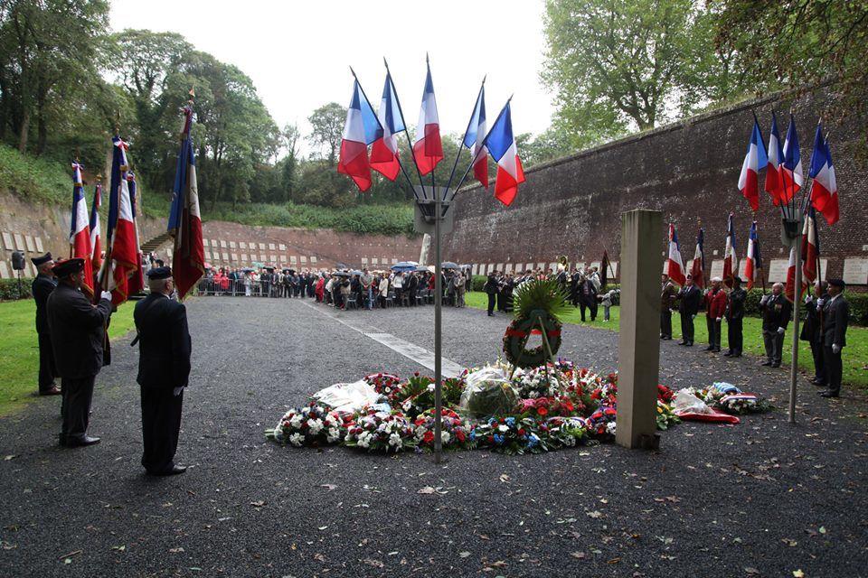 Dimanche 21 septembre : hommages à ceux qui ont contribué à la libération du Pas de Calais contre l'occupant nazi, il y a 70 ans
