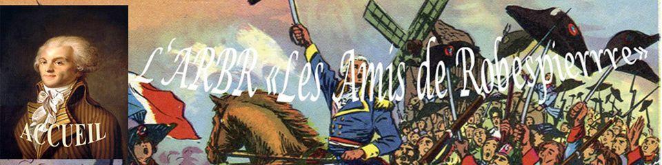 « Sur les pas de Maximilien Robespierre, jeune avocat et homme politique arrageois.. »
