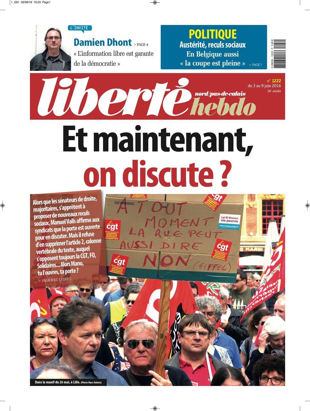 Liberté Hebdo 1222
