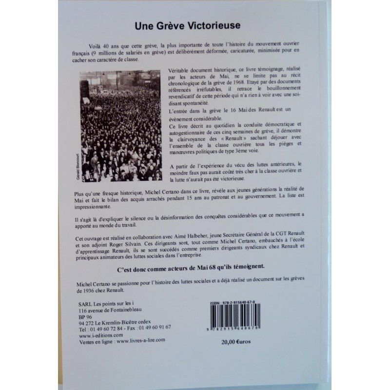 Hommage à Georges SÉGUY:  Aimé Halbeher rétablit les faits.