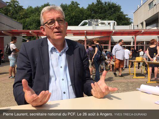 Le PCF déplore le « manque de respect » de la France insoumise