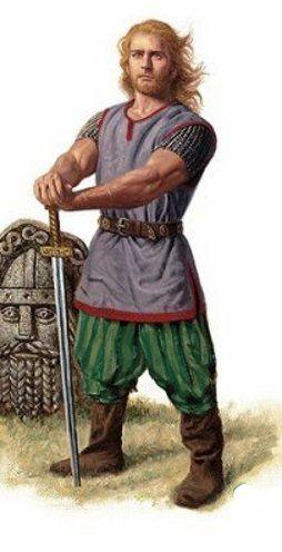 Husing, jeune guerrier dérangé, vengeur de son père, dangereux renégat (Pnj)