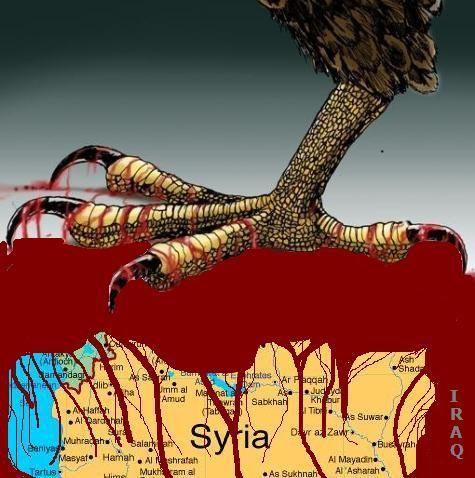 Syrie: La propagande