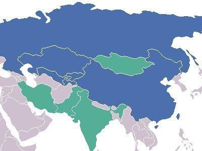 L'Organisation de coopération de Shanghai représentera, à partir de son élargissement probable en septembre 2014, 40 % de la population mondiale