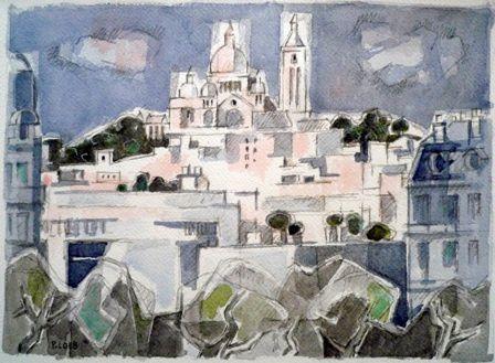 Montmartre- Pierre Loeb