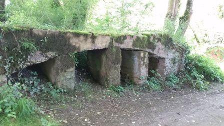 Le pont du Garrit - la randonnée