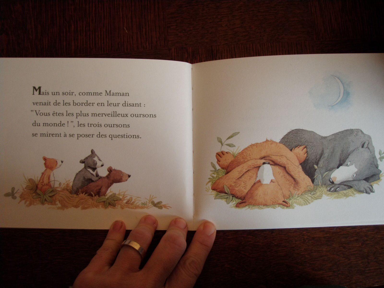 """""""Vous êtes tous mes préférés"""" de Sam McBartney et  Anita Jeram , ed : L'école des loisirs !!!"""