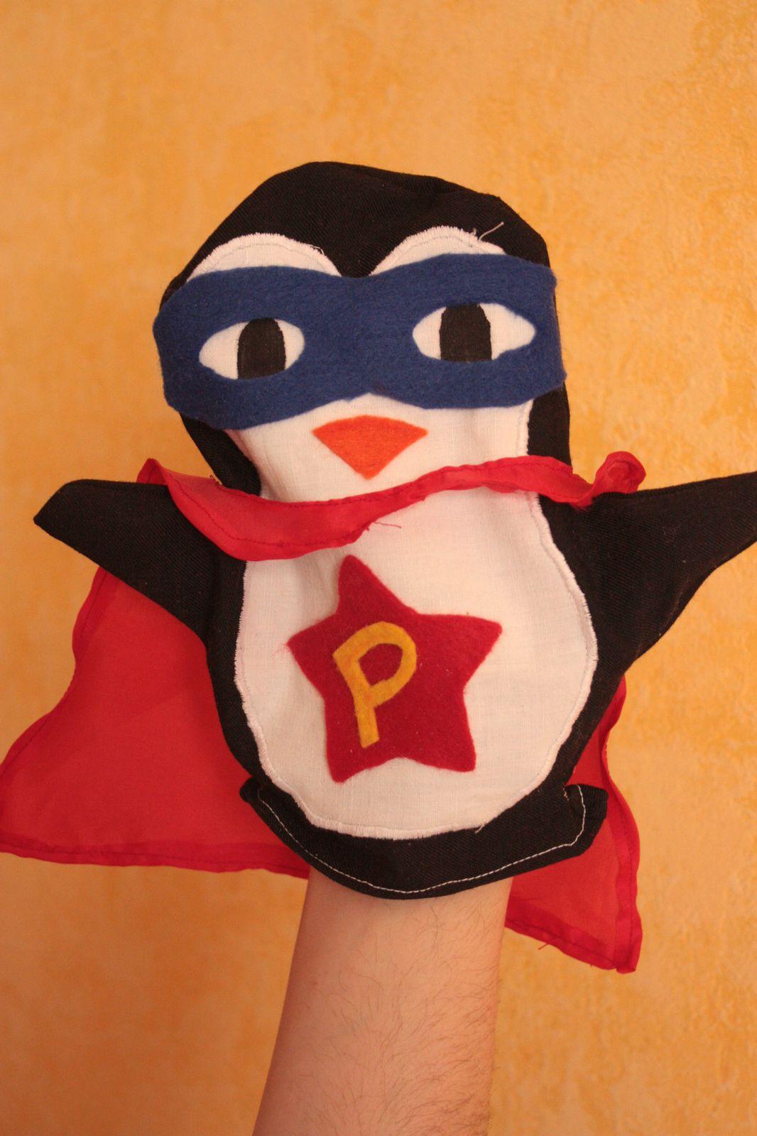 Super Pingouin !!!