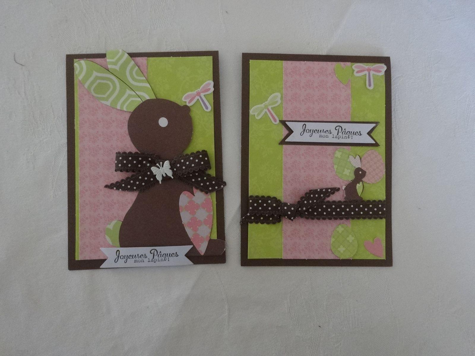 Quelques cartes de Pâques
