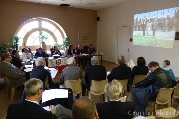 Assemblée générale du Souvenir Français du Comité de Corbie