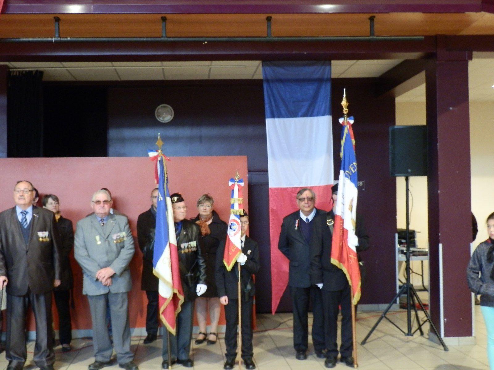 Corbie - Commémoration du 8 mai 1945