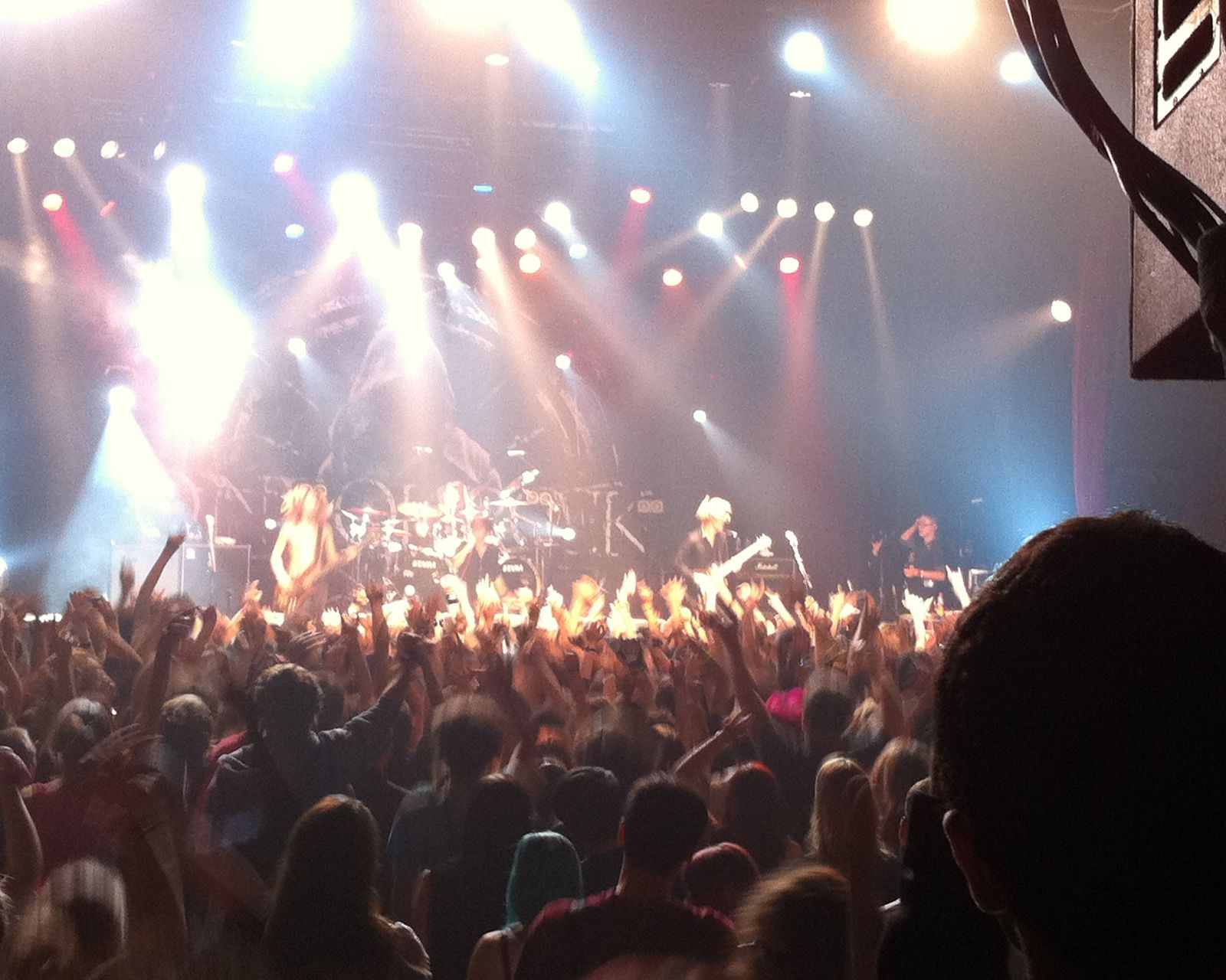 One OK Rock au Bataclan