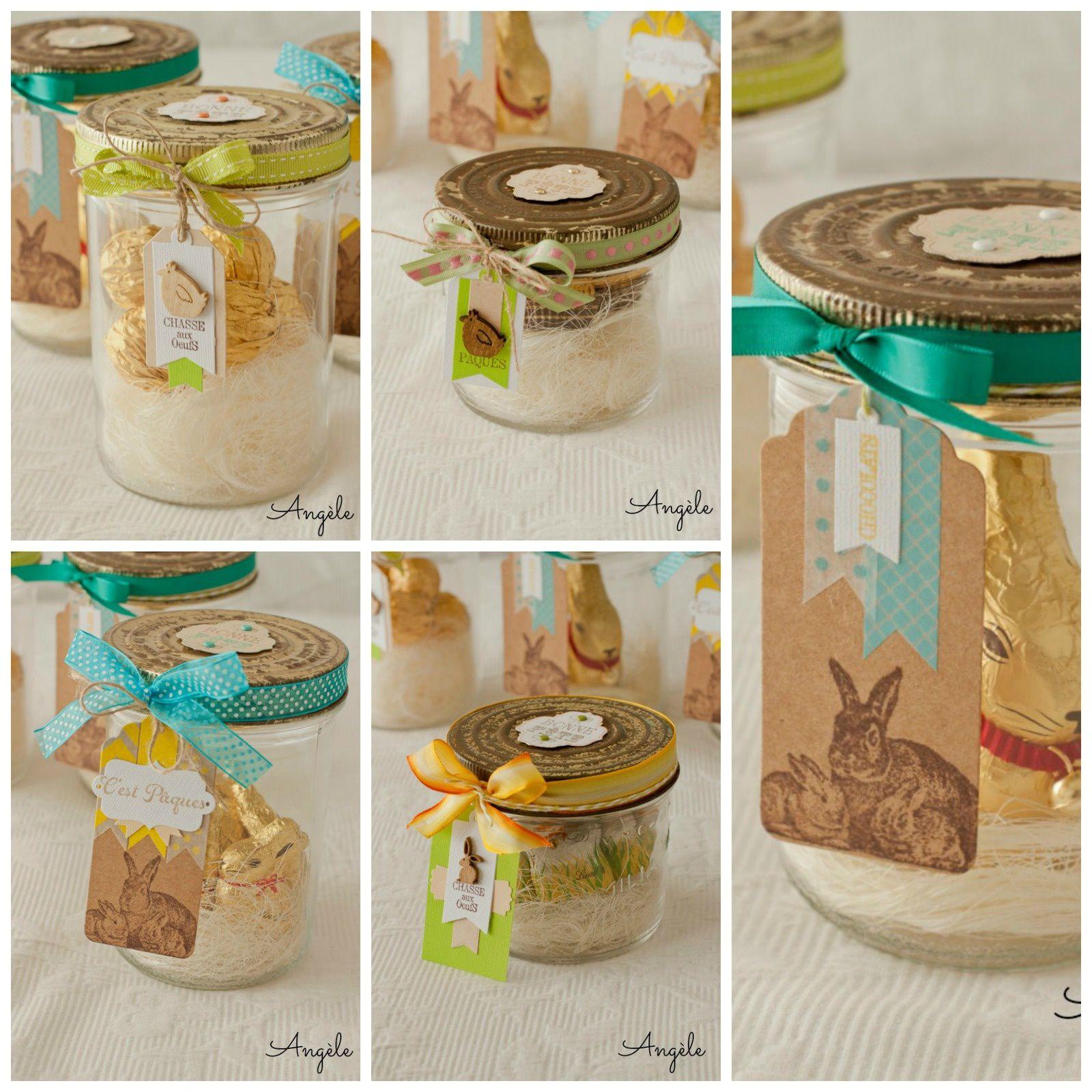Pâques &quot&#x3B;in a jar&quot&#x3B;
