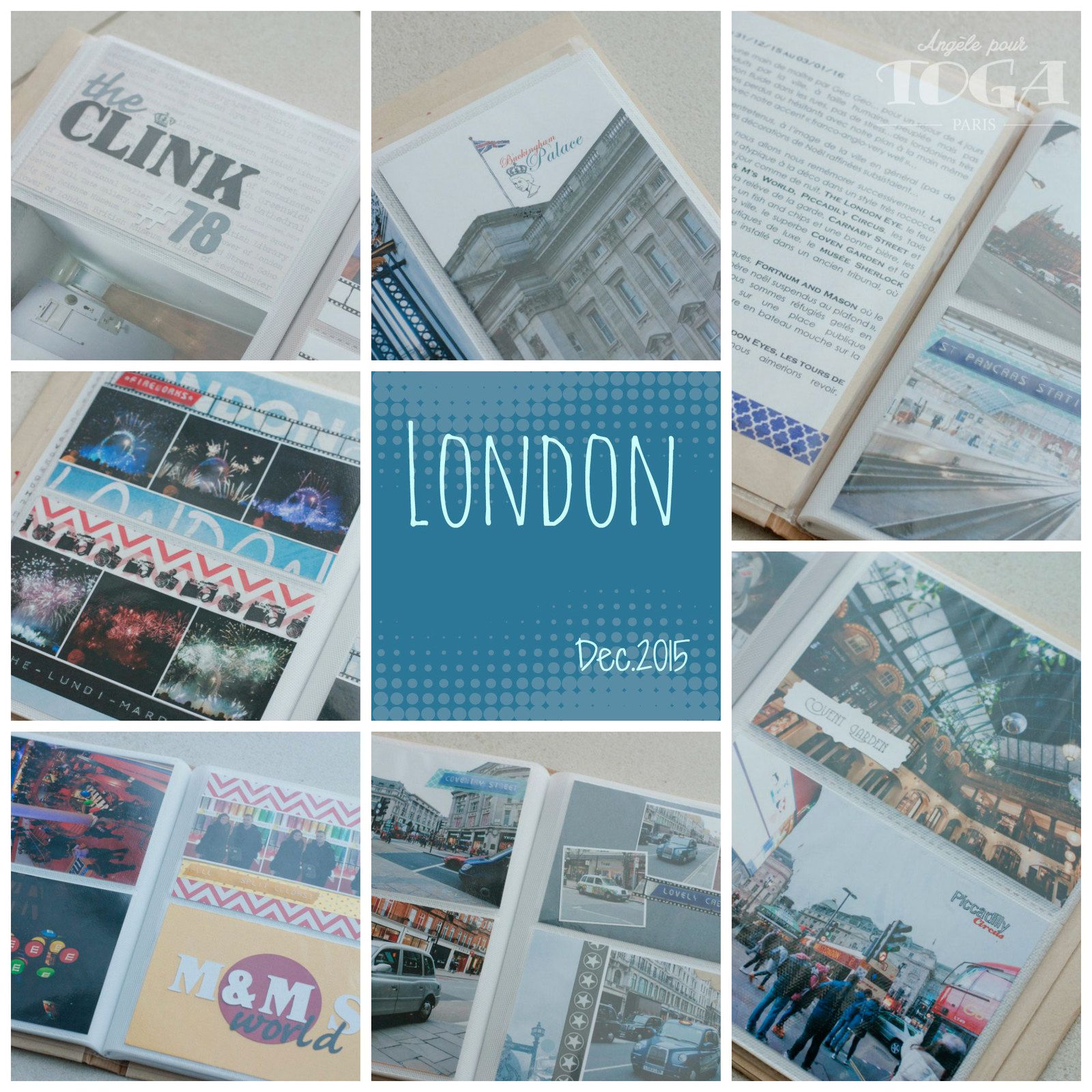 Mini &quot&#x3B;London trip&quot&#x3B; tome 1