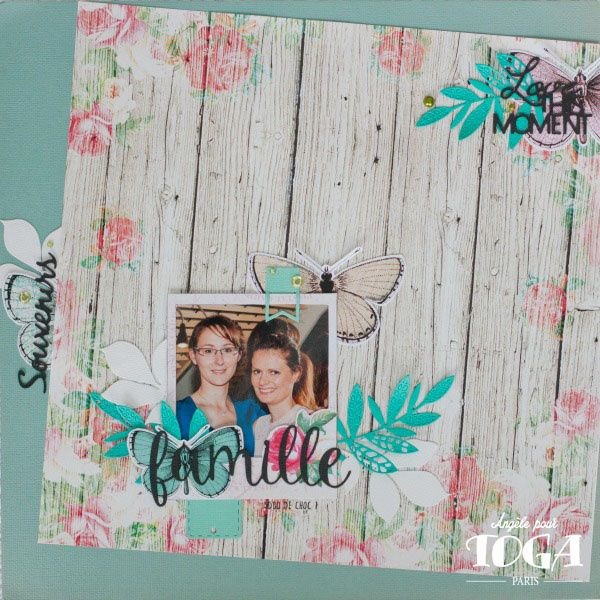 Page {Famille} so shabby