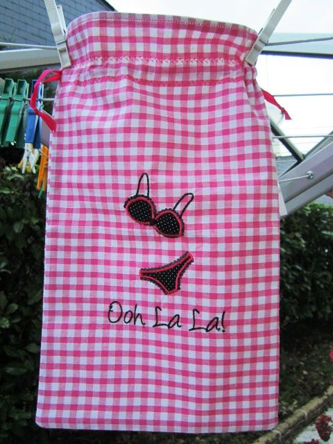 Olé, olé petite lingerie !!!