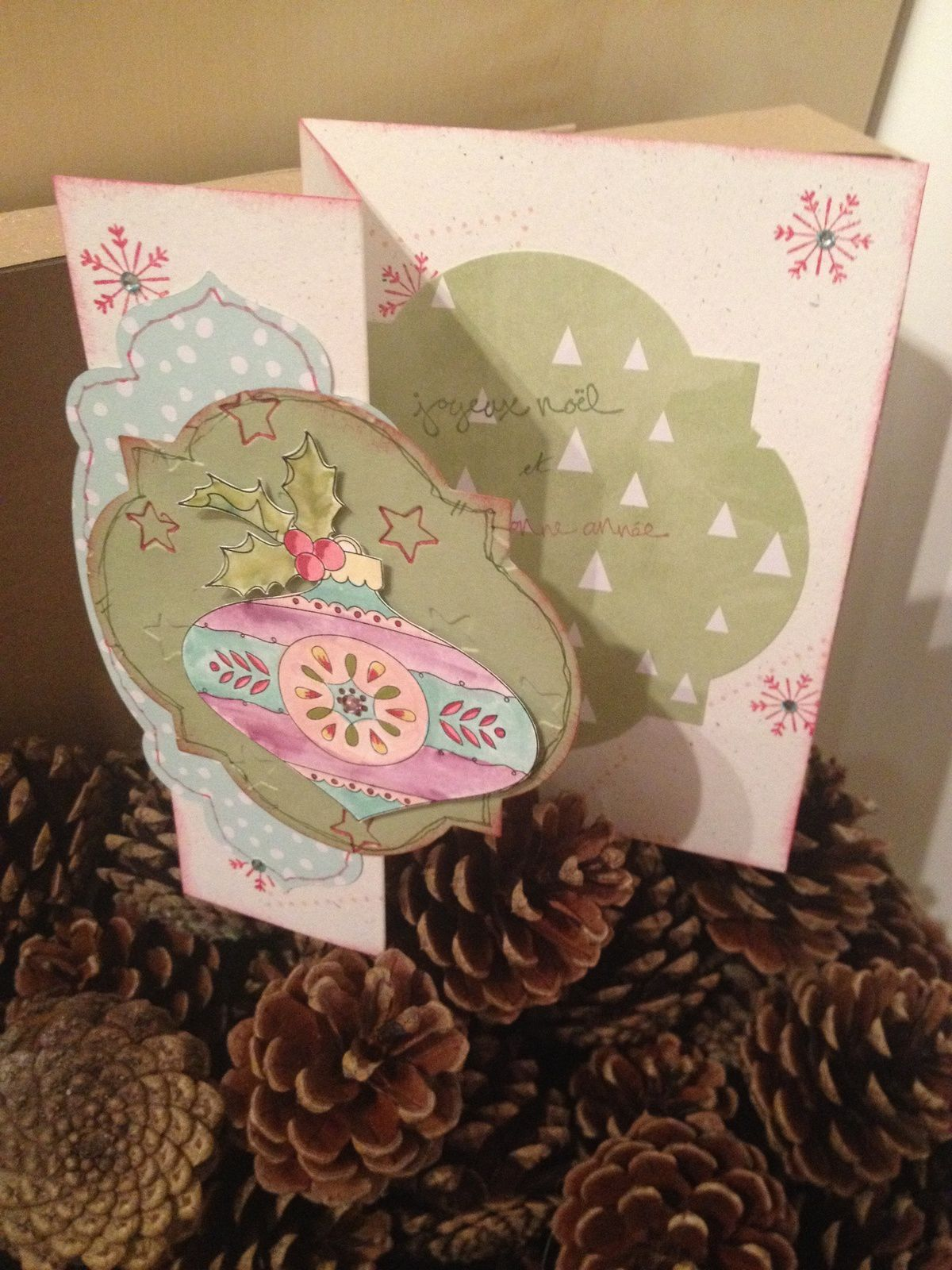 Swap Stampin Up de Noel