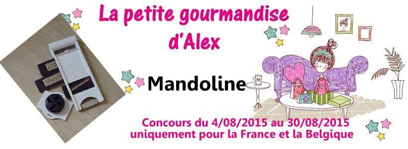 Concours Mandoline