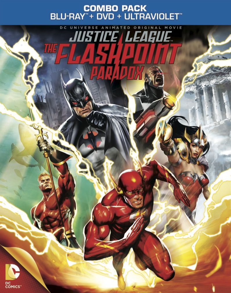 Justice Frederik Wiedmann League : The Flashpoint Paradox (2013)