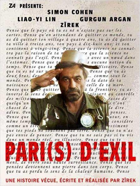Pari(s) d'exil (BANDE ANNONCE) avec Zirek, Simon Cohen, Gurgun Argan - 01 05 2013