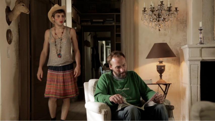Tu seras un homme (BANDE ANNONCE) avec Aurelio Cohen, Jules Sagot, Eléonore Pourriat - 15 05 2013