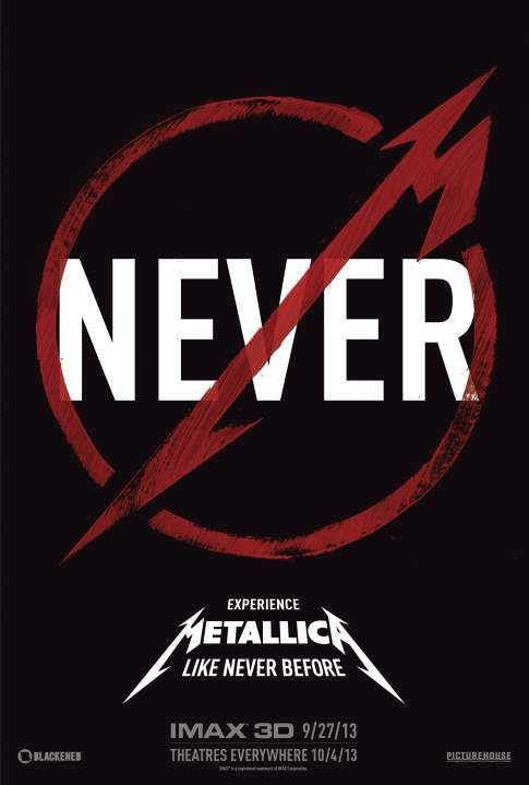 Metallica Through the Never  (BANDE ANNONCE VO 2013)